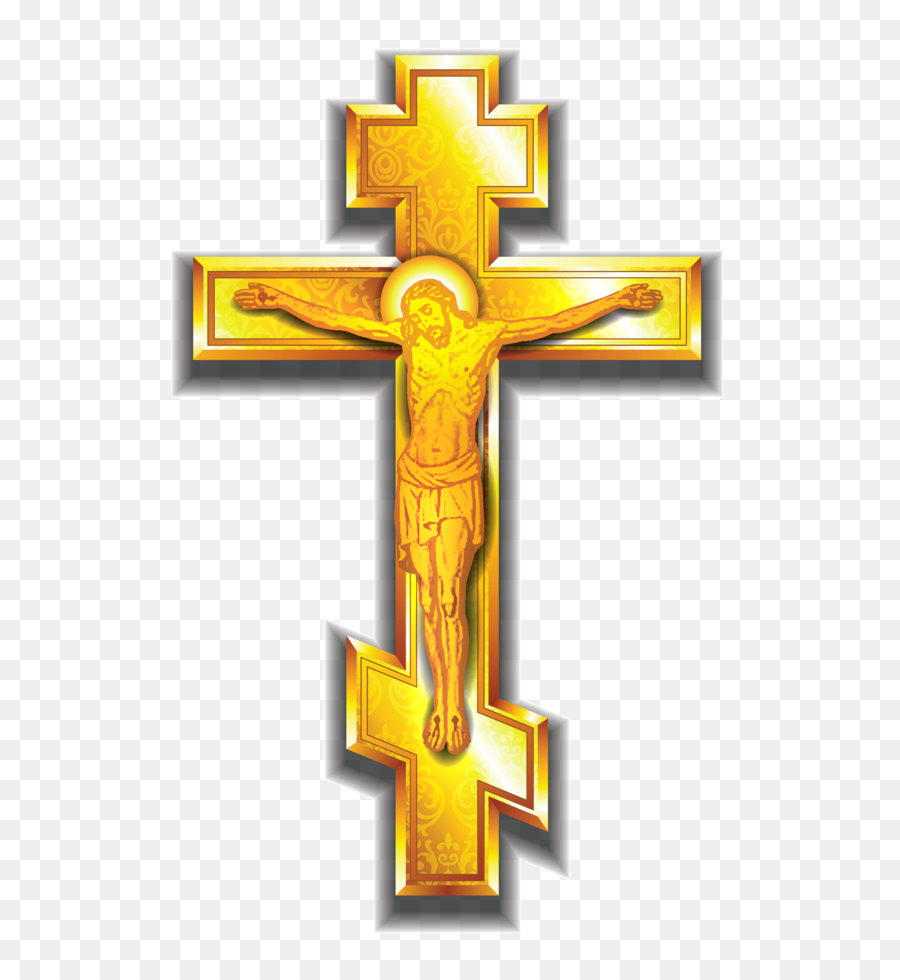 Cross clip art gold. Crucifix clipart