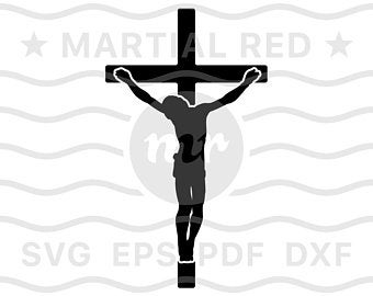 Etsy . Crucifix clipart