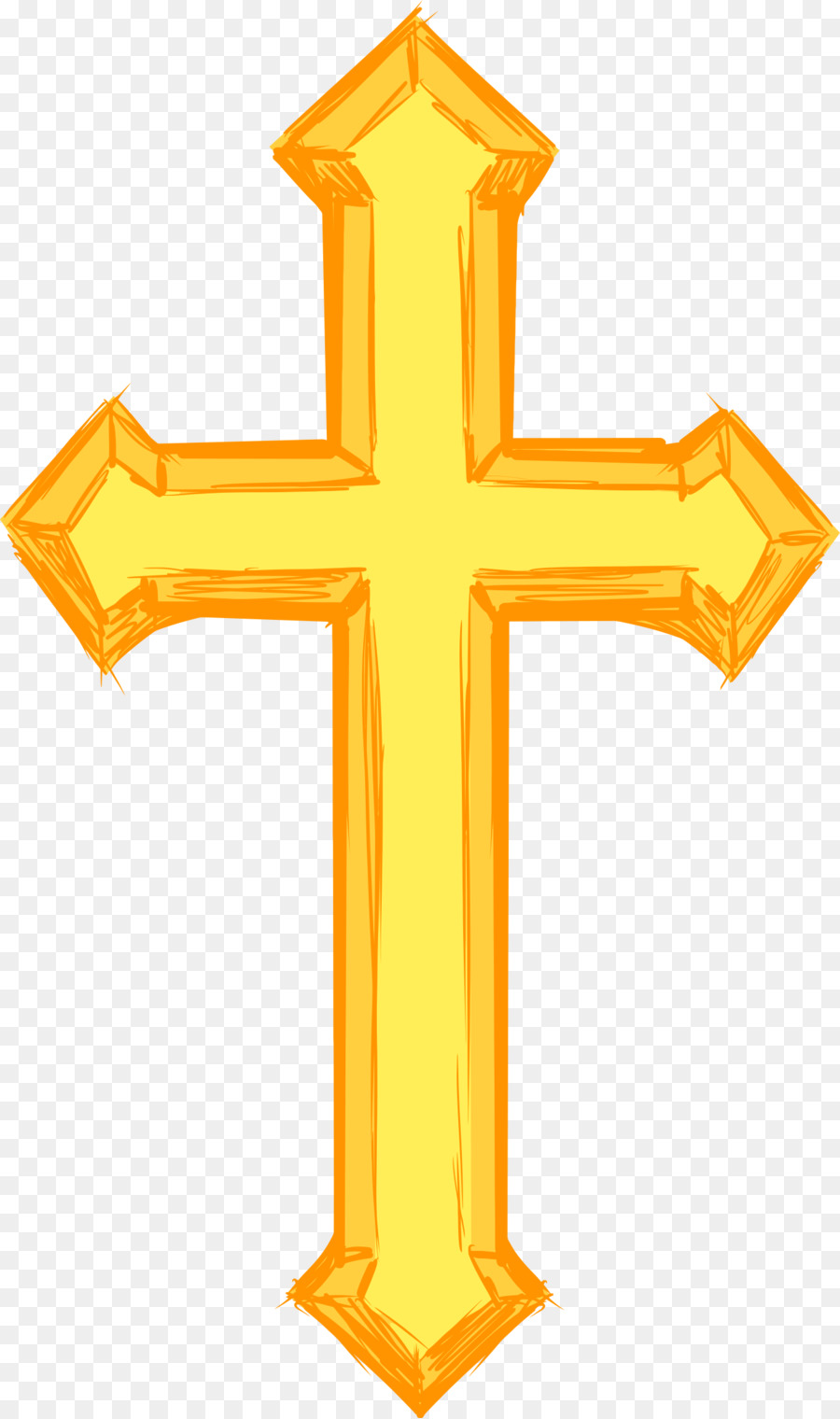 Christian cross symbol clip. Crucifix clipart
