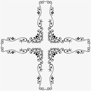 Crucifix clipart big cross. Free cliparts silhouettes cartoons