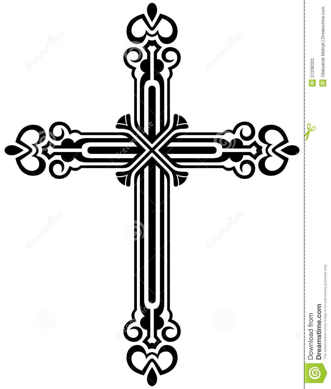 Found on bing from. Crucifix clipart cross design