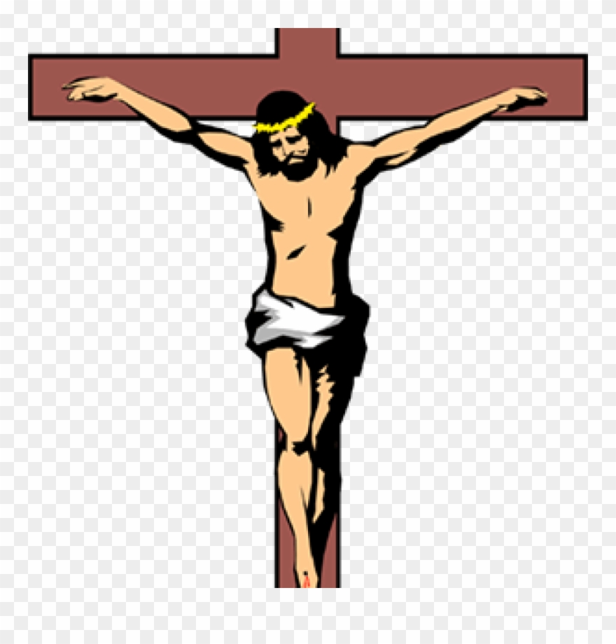 Crucifix clipart crucified jesus. Free of at getdrawings