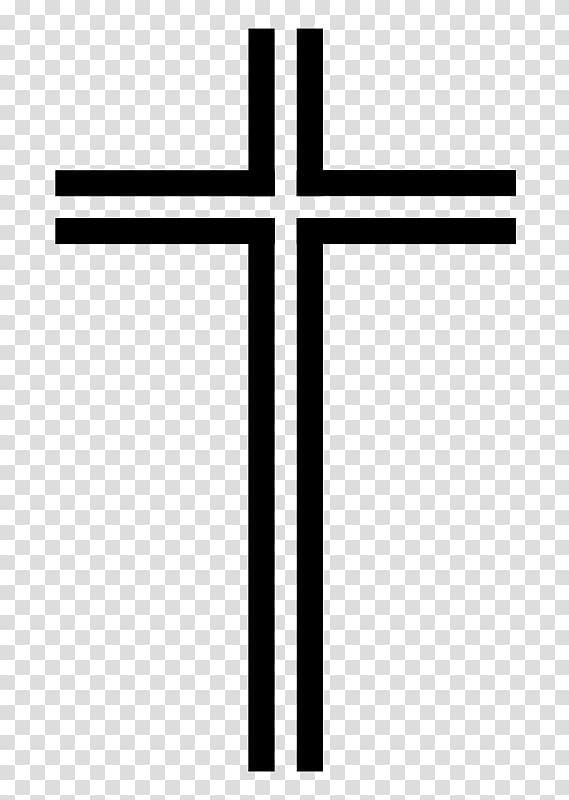 Crucifix clipart cruz. Black cross illustration christian