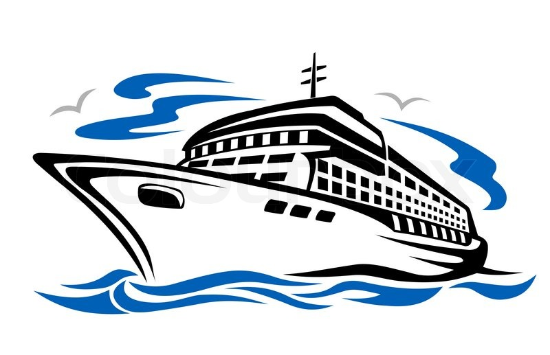 Panda free images shipclipart. Cruise clipart