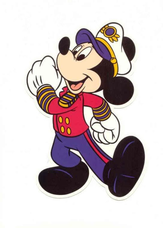 Disney mickey free clip. Cruise clipart
