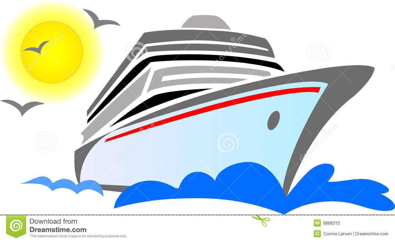 Cruise clipart. Vacation