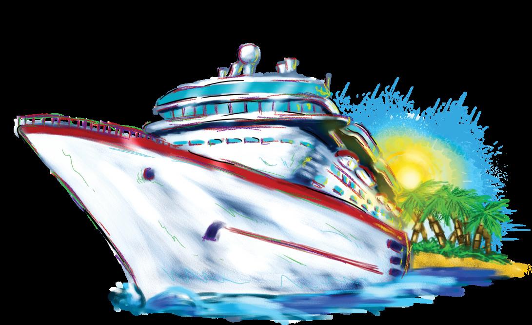 Cruise bon voyage