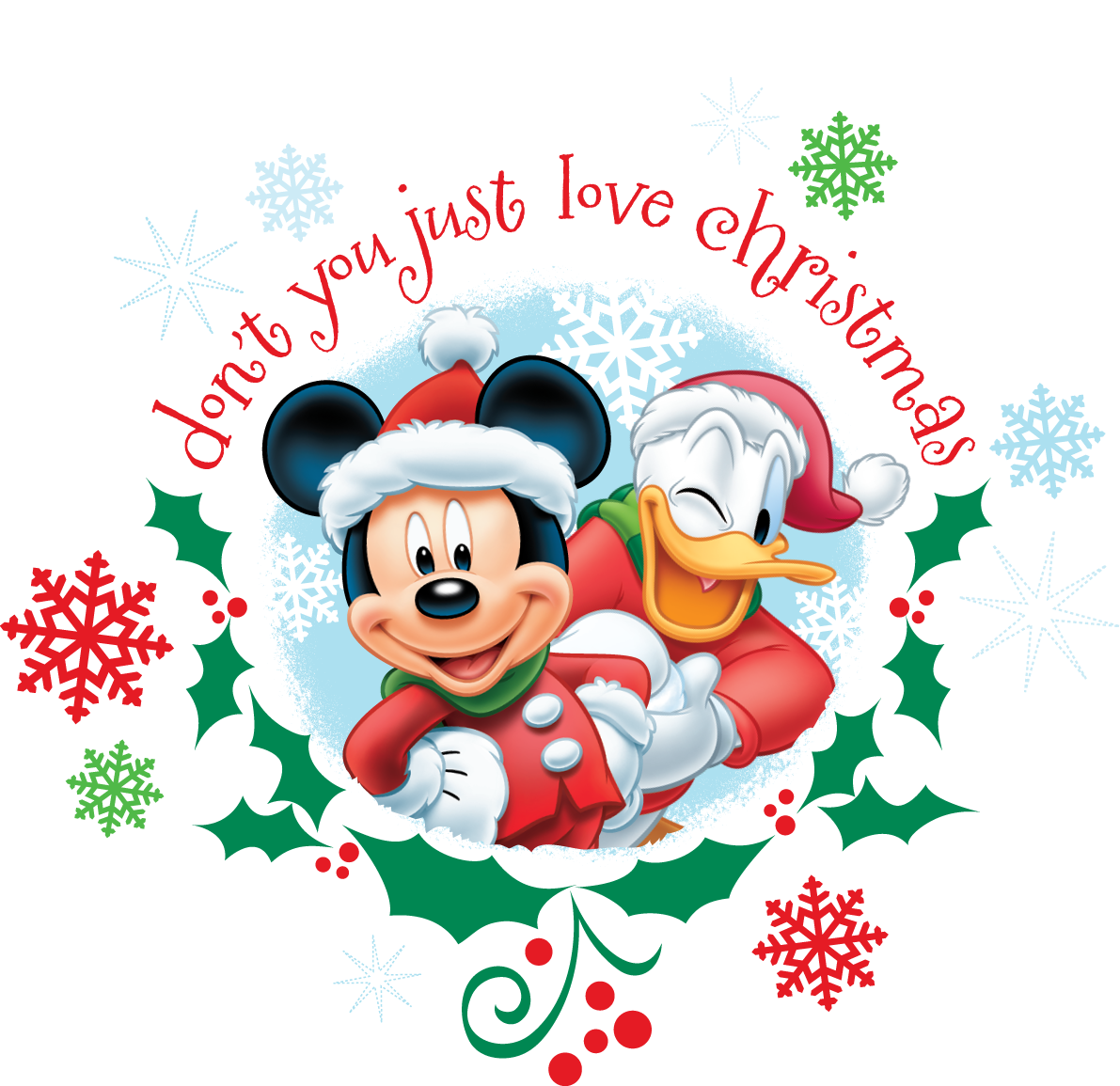Film clipart countdown. To christmas mickey donald