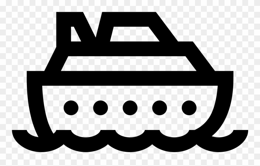 Ship icona nave pinclipart. Cruise clipart icon