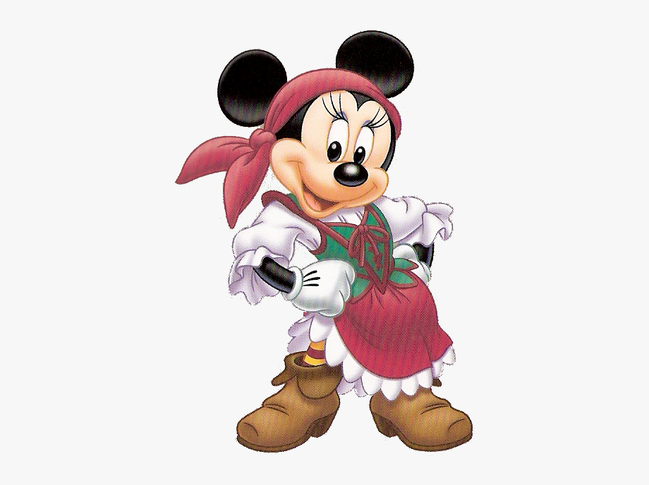 Pirate clipart minnie mouse. Mickey disney