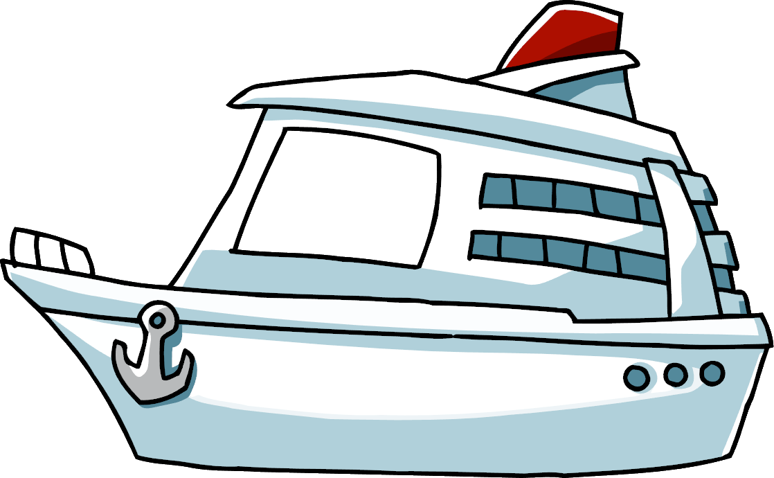 Cruise sea ship