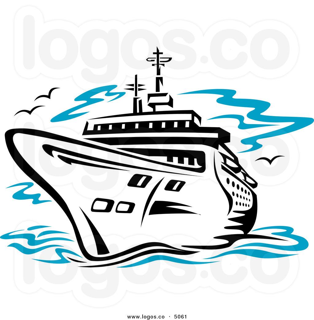 Cruise clipart sea ship. At travel logo panda