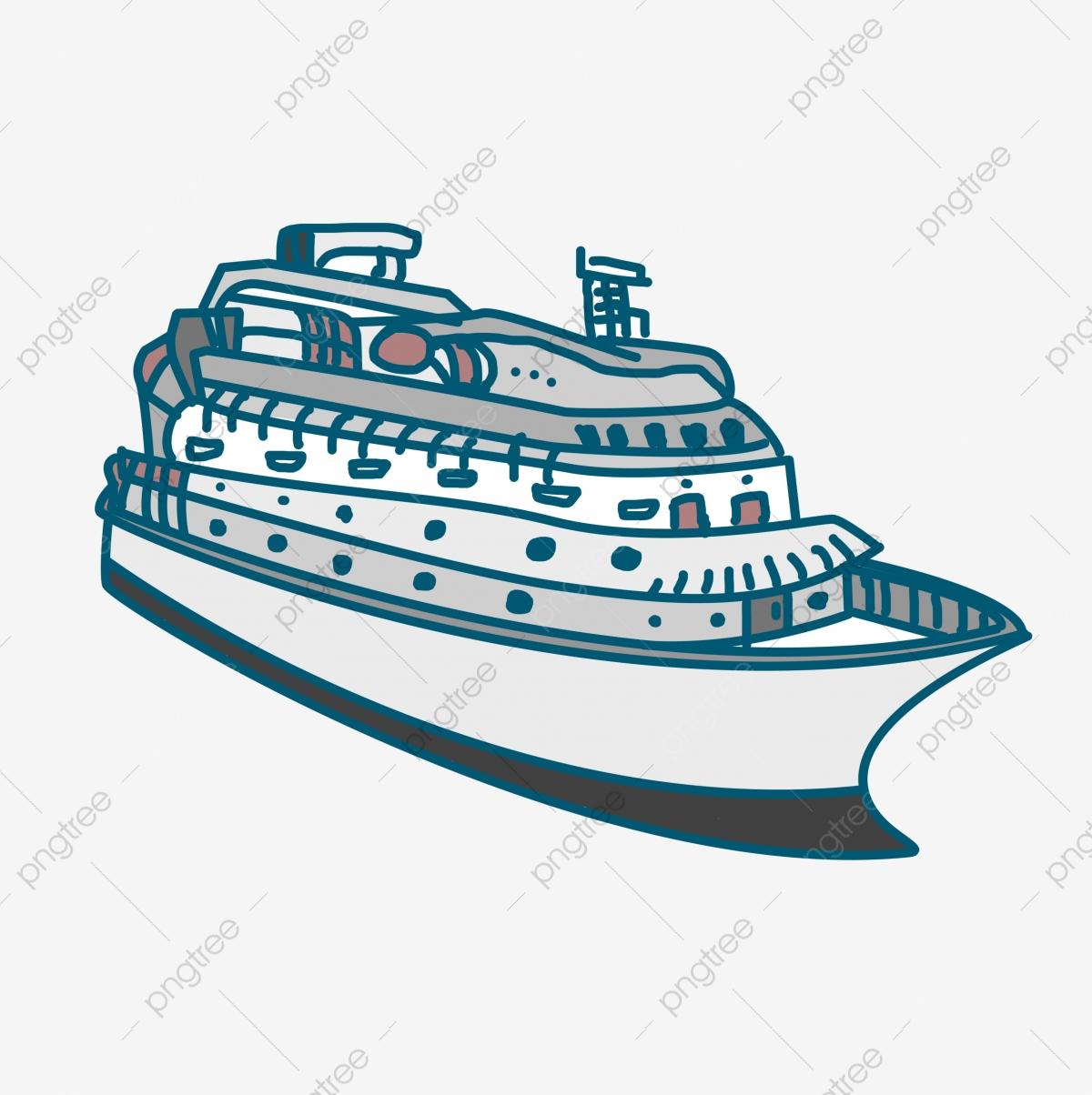 Maritime traffic transportation hand. Cruise clipart sea ship