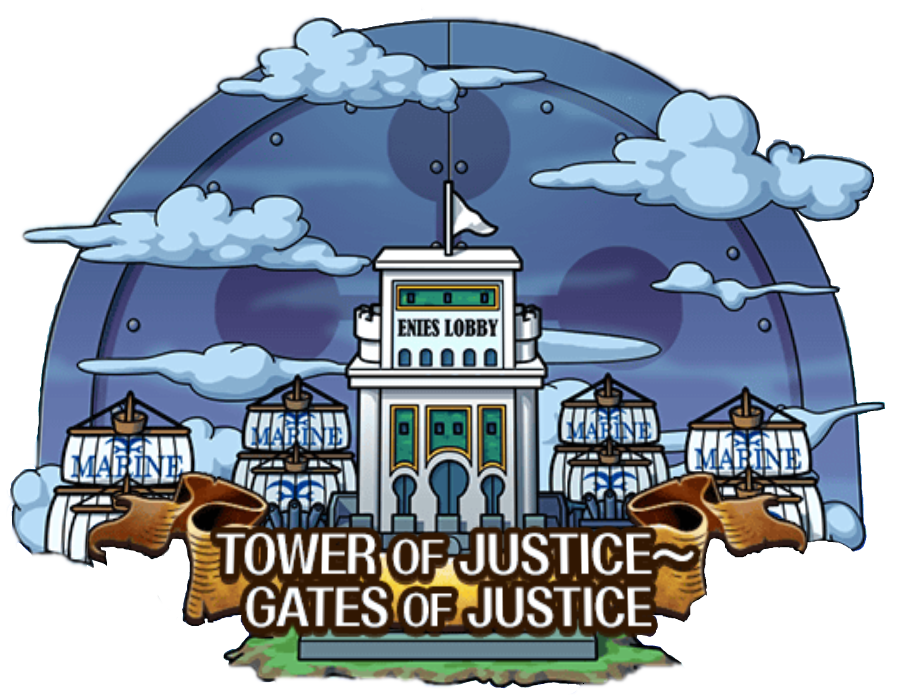 Tower of law gates. Mansion clipart house gate