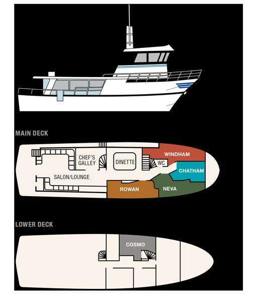 Misty fjord details alaskan. Explorer clipart explorer ship
