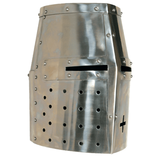 From dark knight armoury. Crusader helmet png