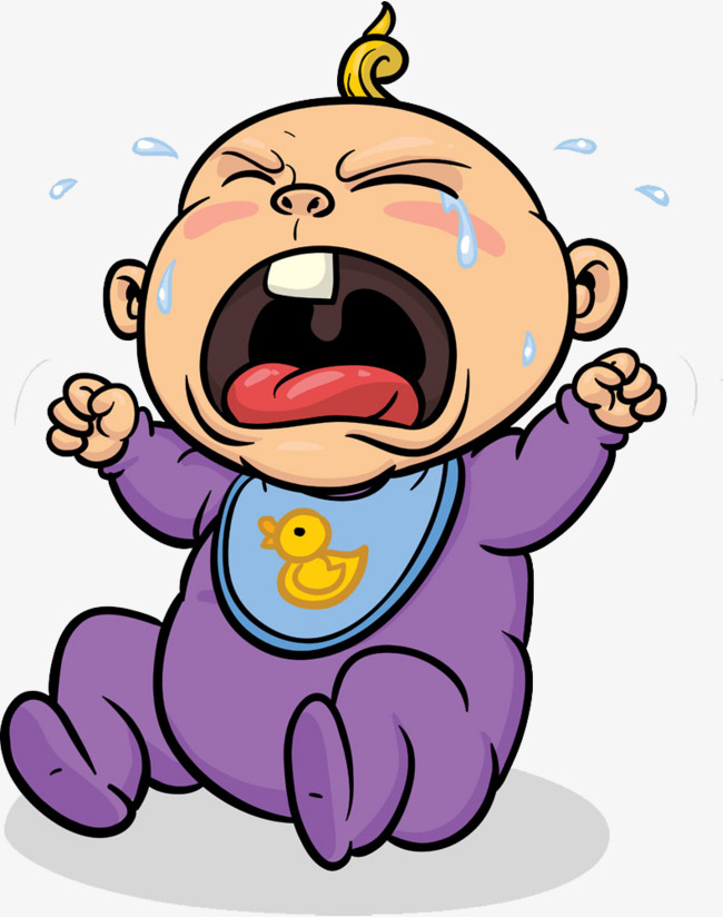 Child crying trouble png. Cry clipart