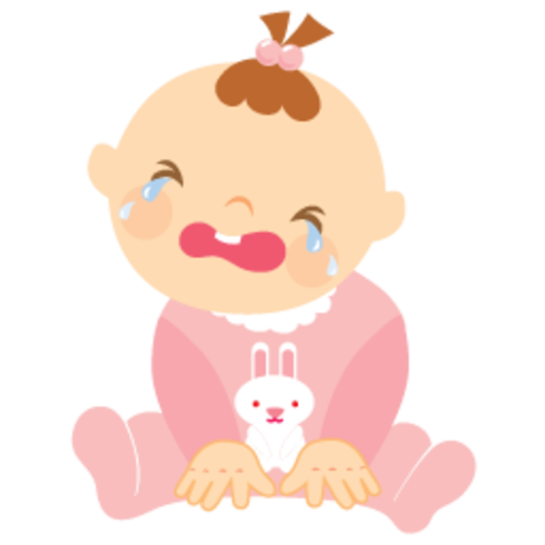 Infant clipart animated.  collection of crying