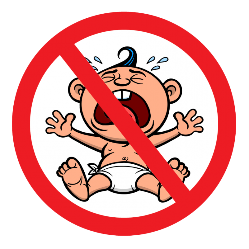 . Cry clipart bad baby