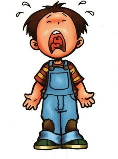 Cry clipart cartoon boy. Free crying cliparts download