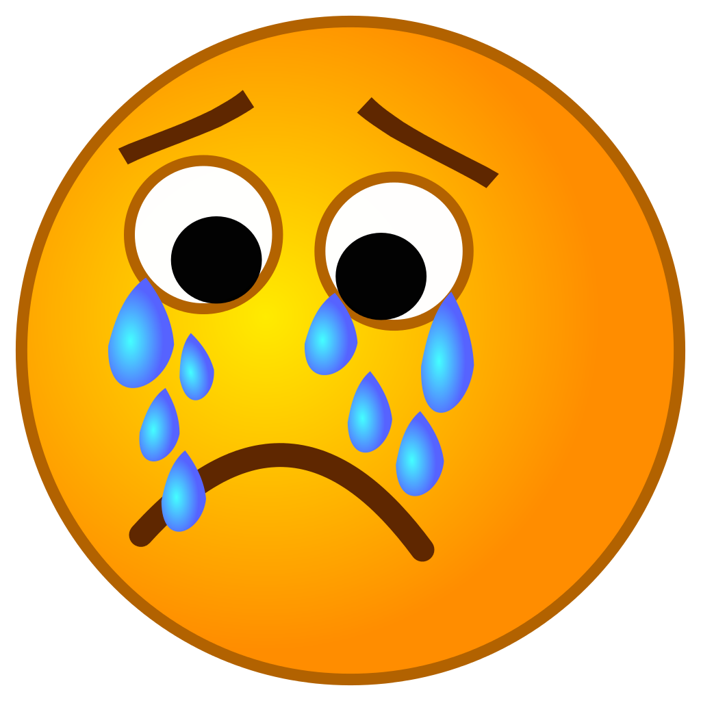Cry clipart cried. File smirc svg wikimedia