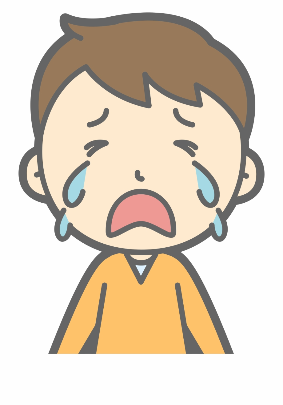 Picture royalty free crying. Cry clipart cried