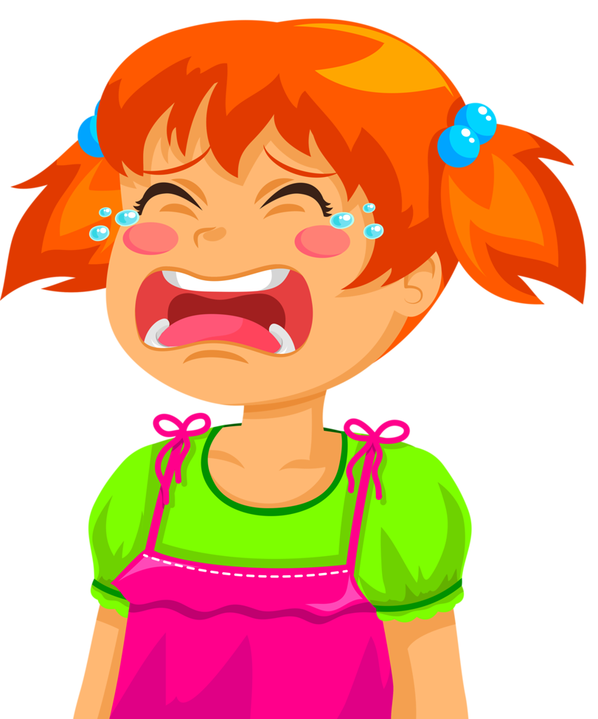 Young clipart cry.  png pinterest clip
