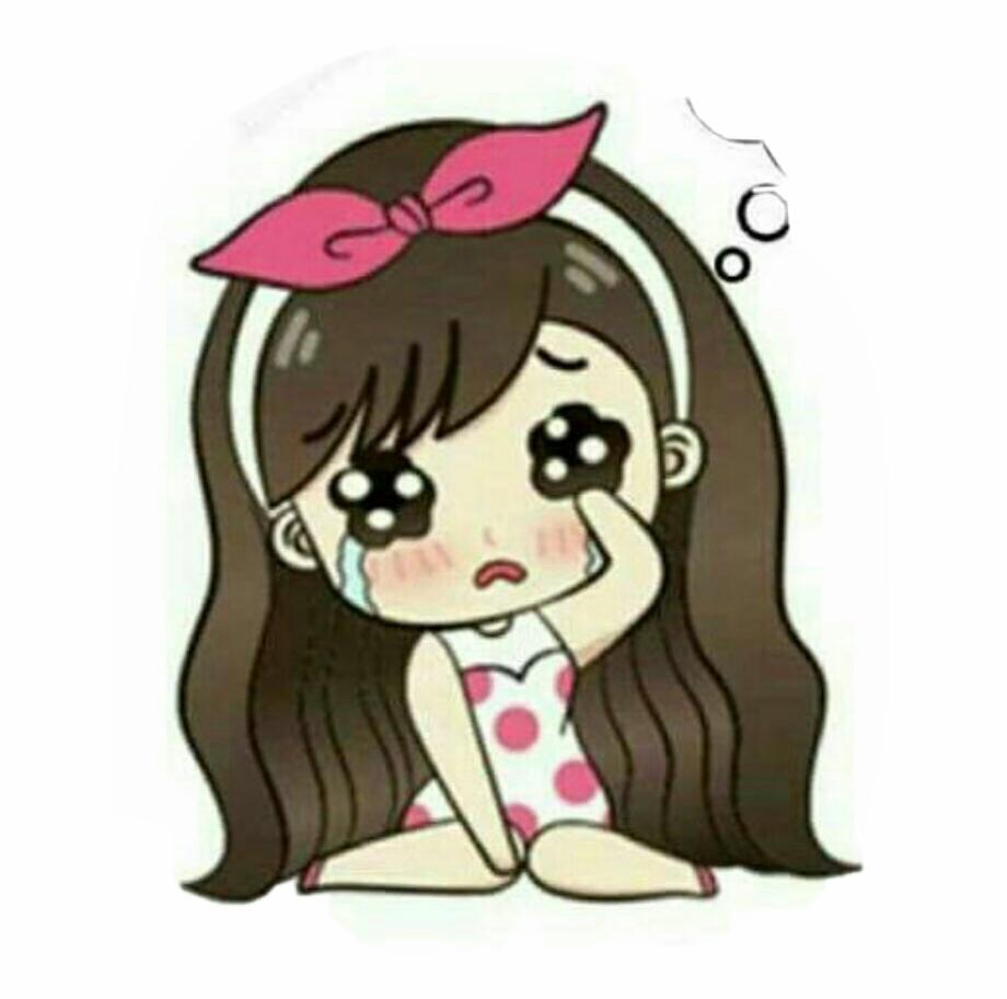 Crying clipart sad woman. Girl cry broken heart
