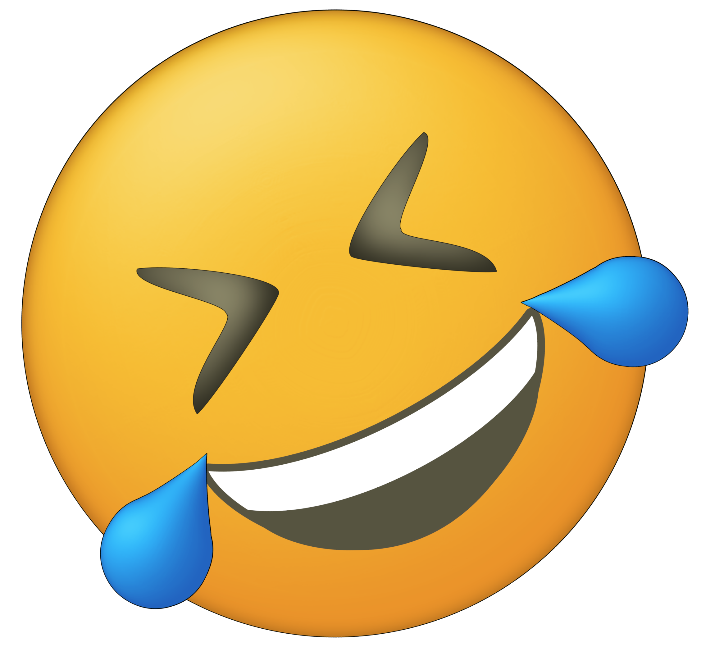 Laugh clipart png. Dying crying laughing pixels
