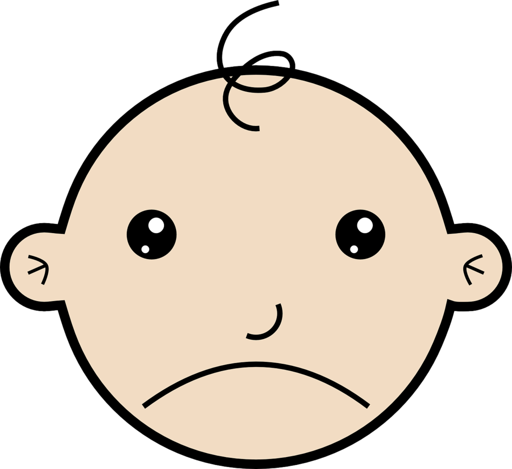 Cry clipart newborn. Blog goes here baby