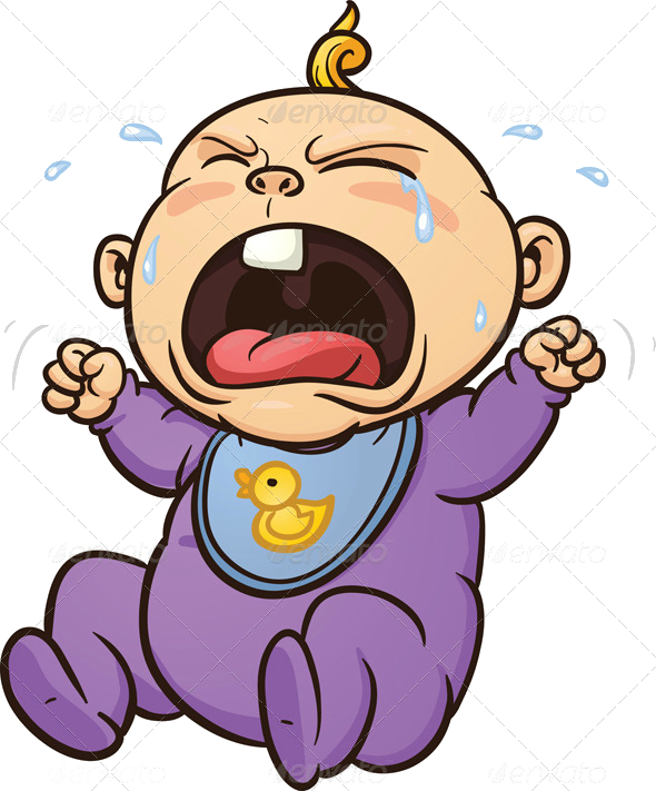 Infant clipart baby cry.  collection of crying
