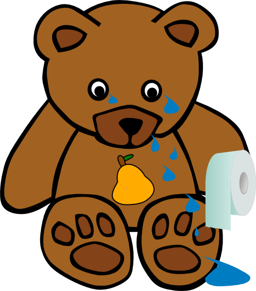Hurt clipart cry. Images crying clipartix bear