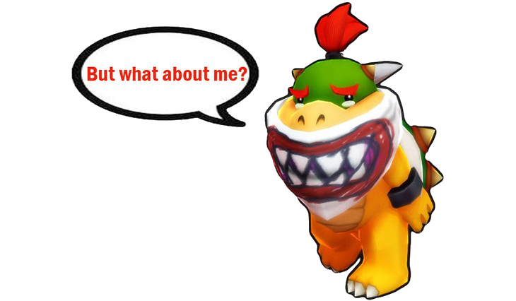 Image bowser jr crying. Cry clipart sobbed