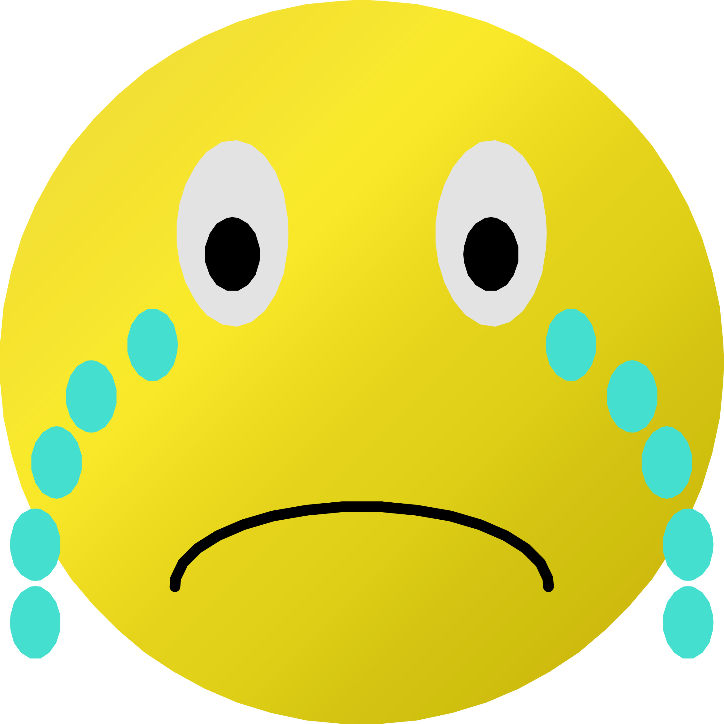 Smiley icons png free. Young clipart cry