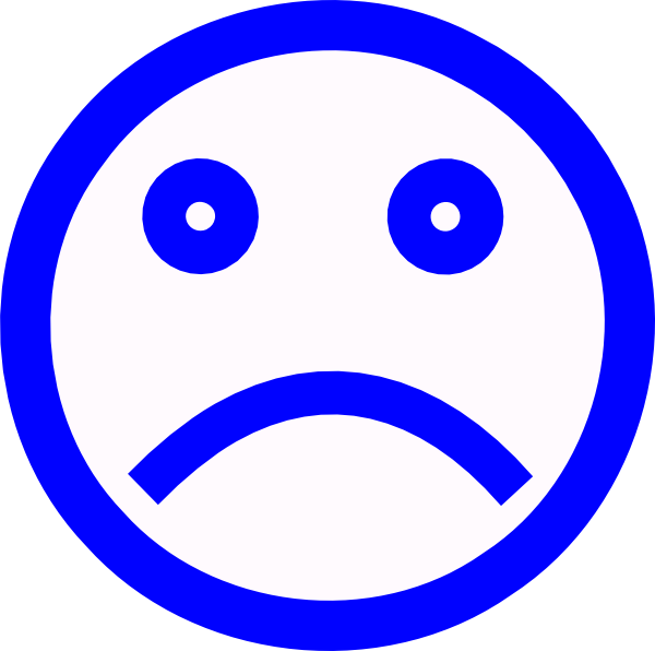 Fight clipart unhappy family. Sad face black and