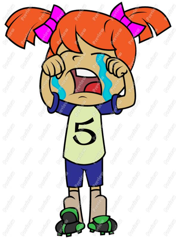 Free download clip art. Crying clipart cartoon