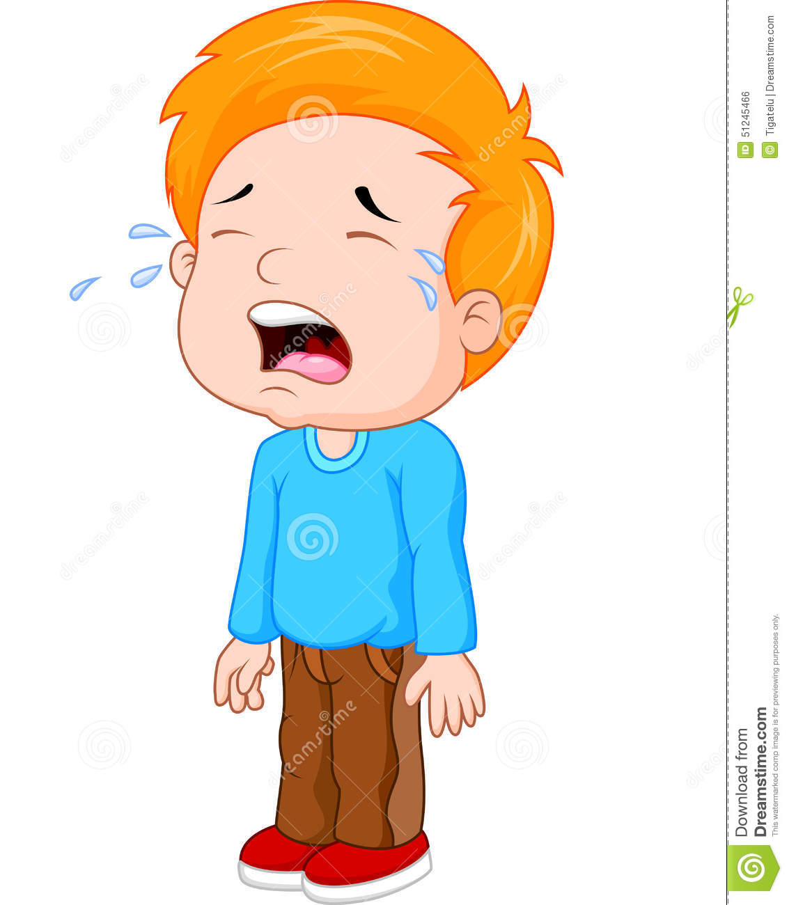 Crying clipart cry kid. Free download best