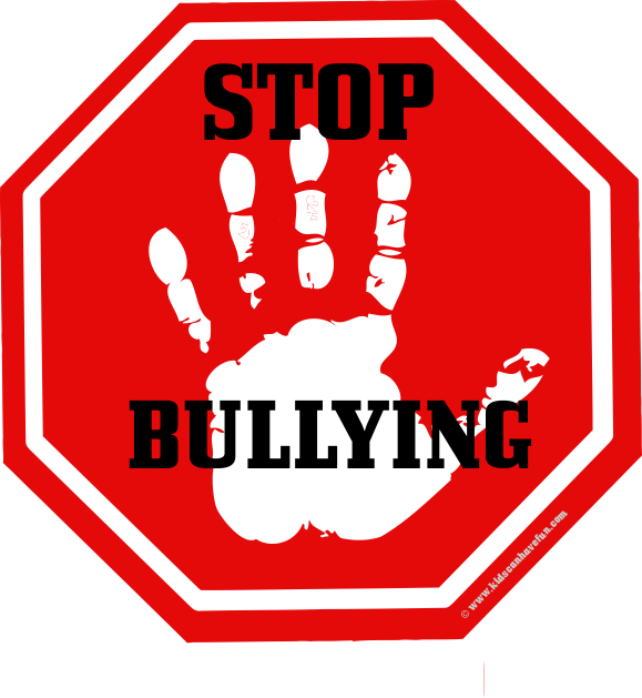 No activities posters certificates. Crying clipart victim bullying