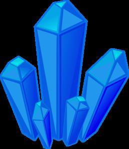 Crystals clip art panda. Crystal clipart