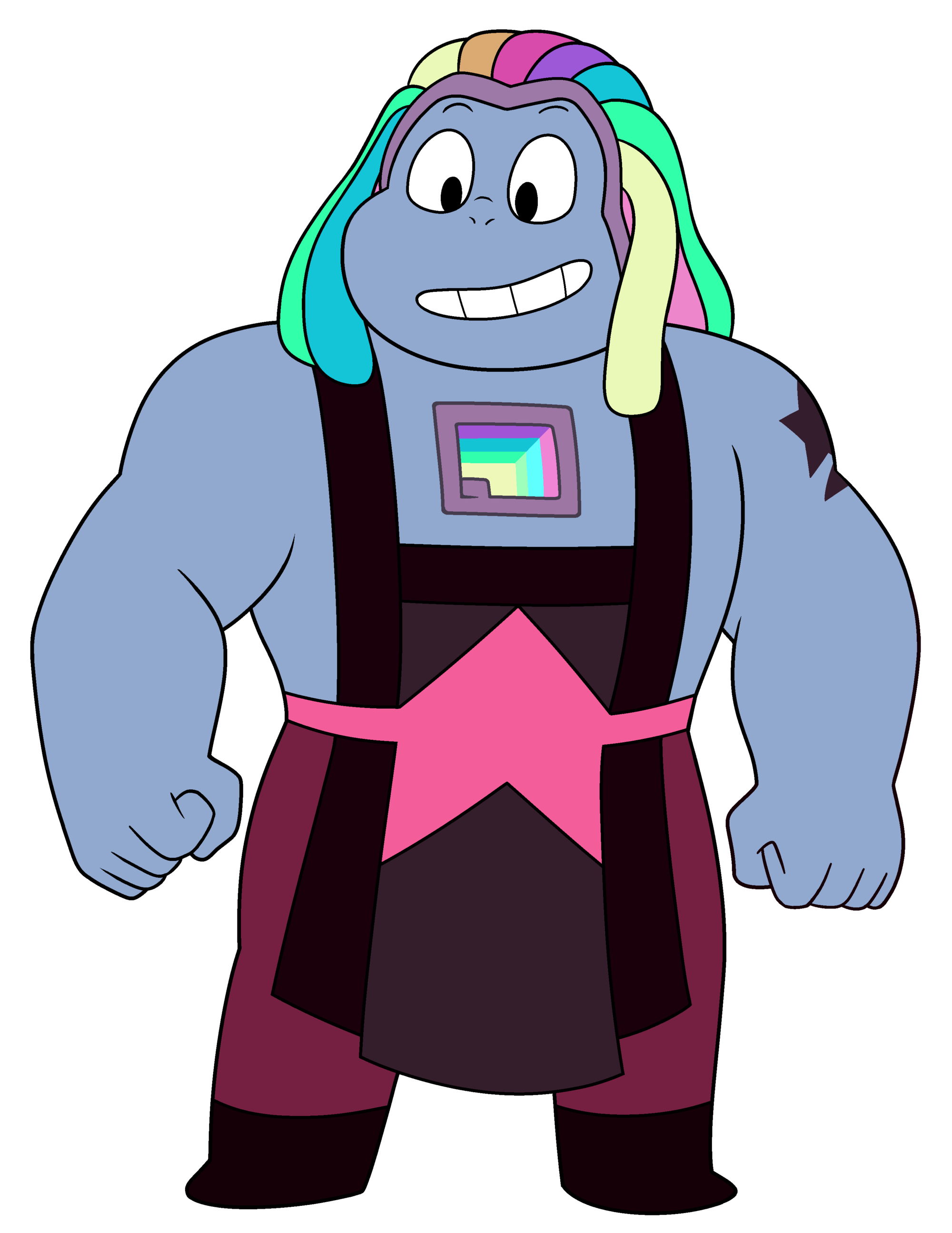 Bismuth level clipground. Crystal clipart animated