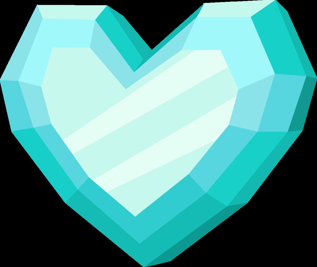 Crystal clipart blue crystal.  artist bluetech inkscape