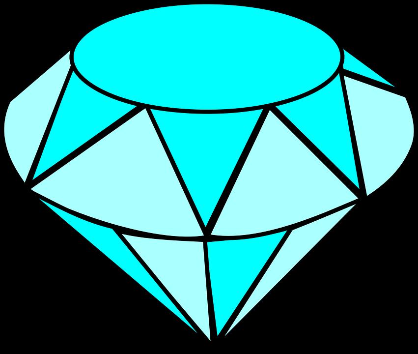 Gem clipart diamond shine. Crystal green graphics illustrations