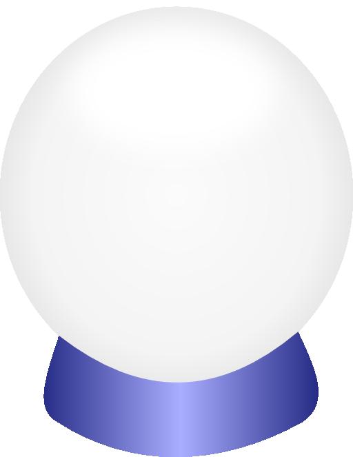 crystal clipart crystal ball