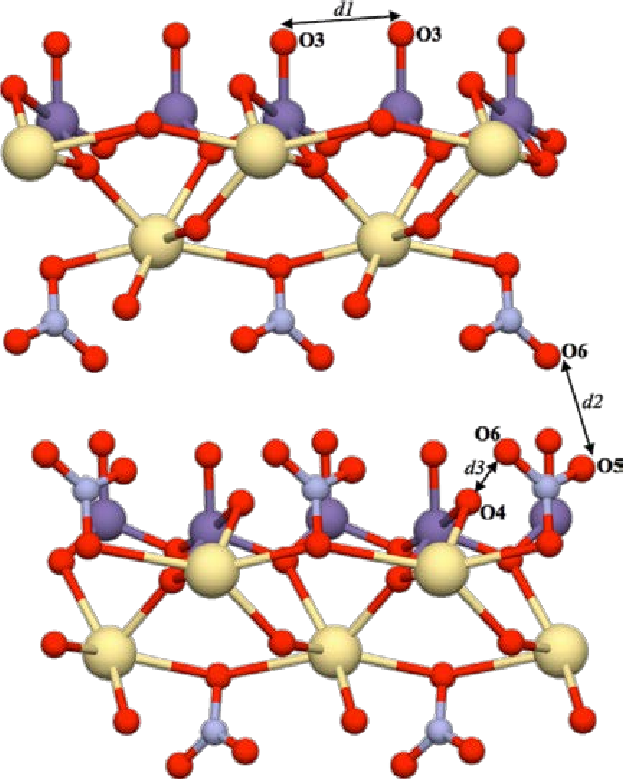 Crystal clipart crystal structure. Presumed local hydrogen bond