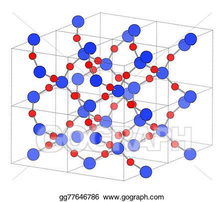 Clip art quartz rock. Crystal clipart crystal structure