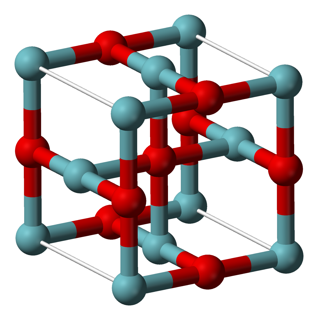 File nbo unit cell. Crystal clipart crystal structure