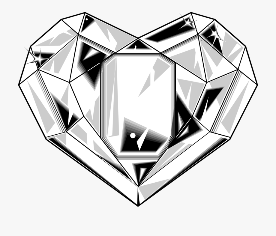 Crystal shape png . Gem clipart diamond shaped thing