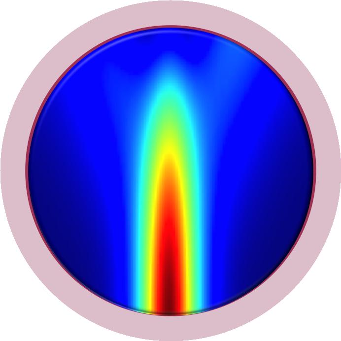 Crystal clipart electric blue. Market applications glophotonics