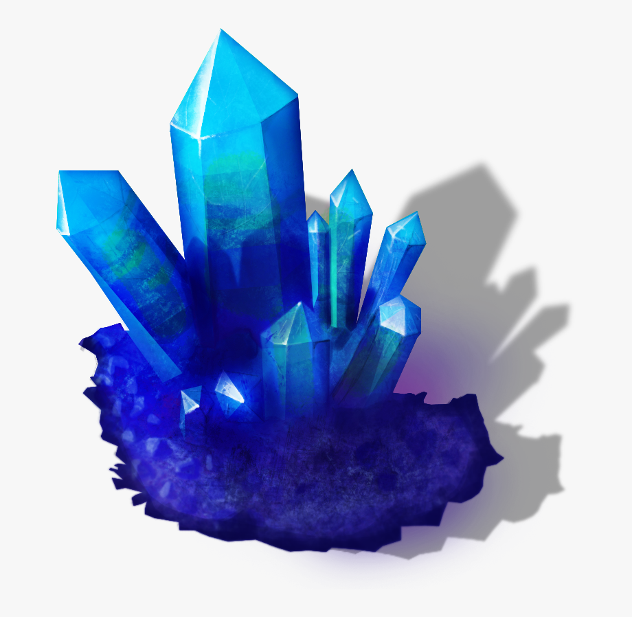 Game free cliparts on. Crystal clipart electric blue