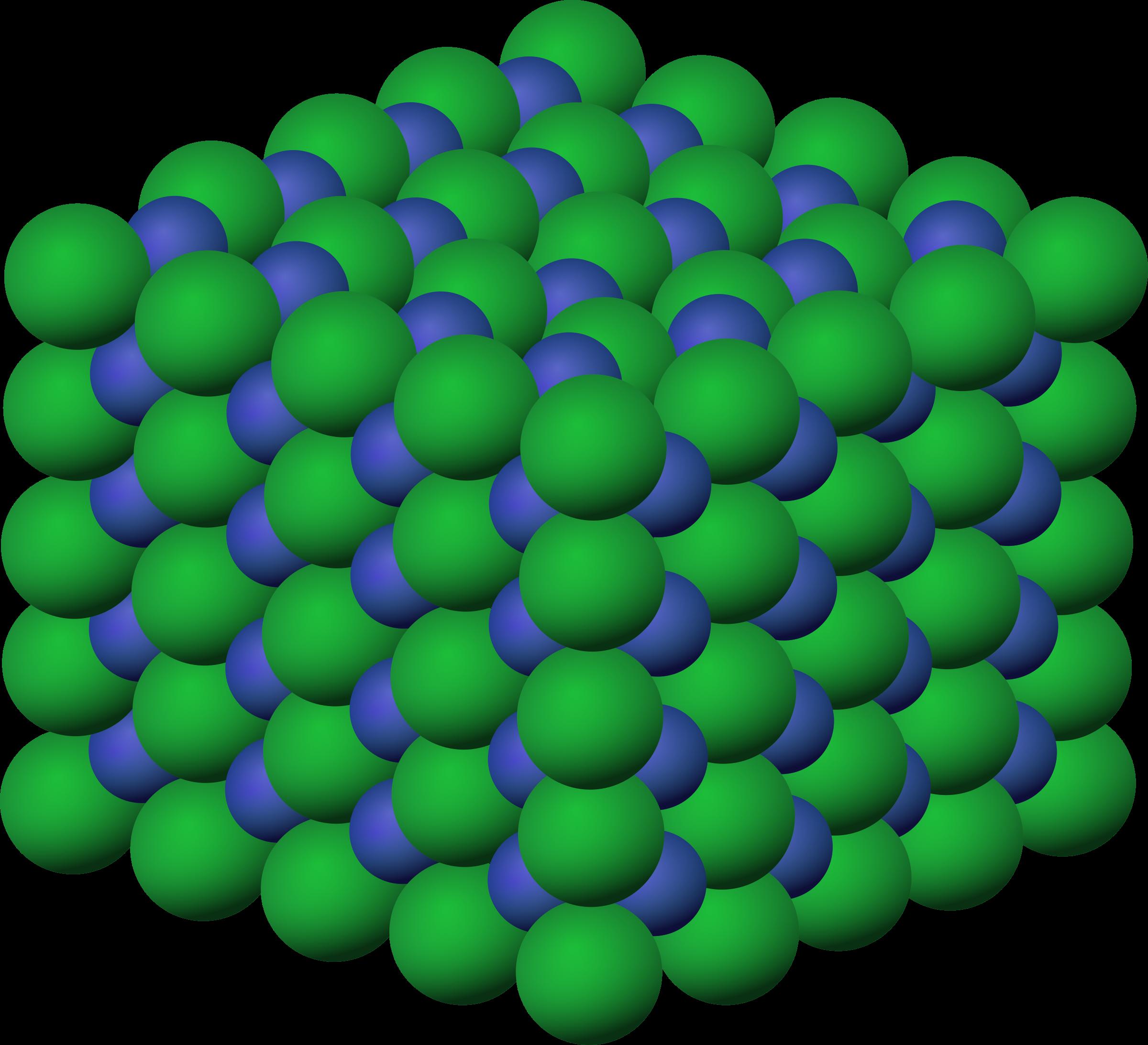 Salt big image png. Crystal clipart green crystal